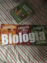 coleção conecte biologia