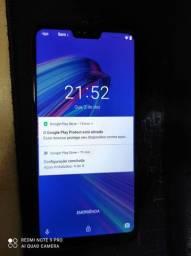 Smartphone Asus Zenfone Max Shot 64GB Android Câmera Tripla