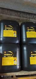Balde 20 litros Óleo Lubrificante Shell Rimula R3 Multi 15w40