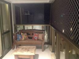Condomínio Atrium - Vazio - 3 qtos e closet - Varanda