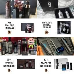 Perfumes e Kits Boticário