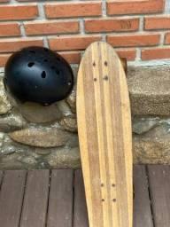 Vendo Skate com faleceste de brinde