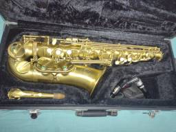 Sax Alto Eagle SA 500 envelhecido