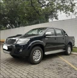 Toyota Hilux SRV 3.0 diesel 2015