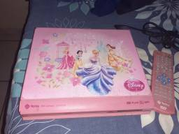 DVD das princesas
