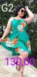 Lindos Vestidos Plus Size pronta entrega