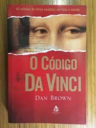 Livro O Código da Vinci - Dan Brown - NOVO