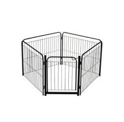 Cercado com portão para pet ou criança