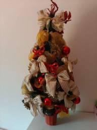 Árvore de Natal Nova, nunca usada (recebemos cartão de crédito)