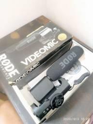 Microfone Rode Videomic direcional
