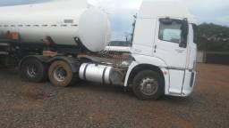 LEIA O ANÚNCIO. Vendo conjunto caminhão 25 370 costelaitom 2008 e bitrem random 2011