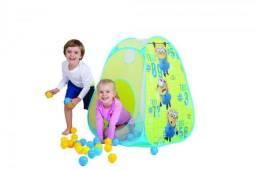 Barraca Minions com 30 Bolinhas para 2 Crianças - Original