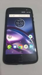 Moto Z2 Play Dual SIM 64 GB preto 4 GB RAM<br><br>