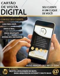 CARTÃO INTERATIVO CLICAVEL