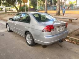 Honda civic 1.7 2002 Oferta 48 de 299,00 + 4.900 ou 11.900.00 a vista