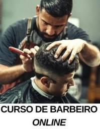 CURSO DE BARBEIRO ONLINE!