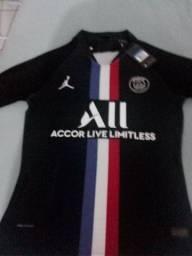 Camiseta PSG nova