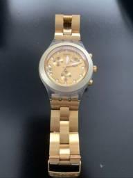 Relógio Swatch feminino R$400,00
