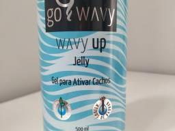 Leia o Anúncio!!! Gel Jelly para ativar cachos Go Wavy. Novo