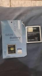 Bateria para celular original Samsung.