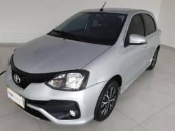 Toyota Etios X Plus 1.5 (Aut) (Flex)