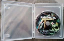 Vendo jogo UNCHARTED drakes Fortune do PS3