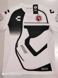 Camisa Club Tijuana Goleiro Storm Trooper Charly 19/20 - Tamanho: M
