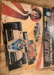 Autorama Nelson Piquet Super Curva - 1977
