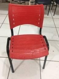 7 cadeiras $80 cada