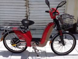 Vendo bicicleta eletrica sousa nova