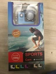 Câmera Sports Cam 1080p