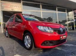 Renault Logan 2018 Completo 1.0 Flex Revisado Novo