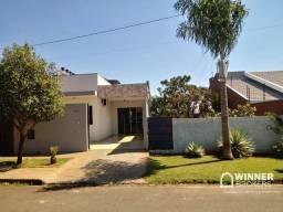 Casa com 3 dormitórios e Meio Terreno de 150 M² à venda, 120 m² por R$ 300.000 - Moradias