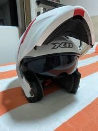 Vendo capacete articulado X11