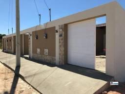 Casas novas com 2 dormitórios à venda em Caracanga - Itaitinga/CE