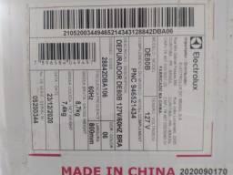 Título do anúncio: Depurador de Ar Electrolux DE80B - 80 cm - Branco - Voltagem 110
