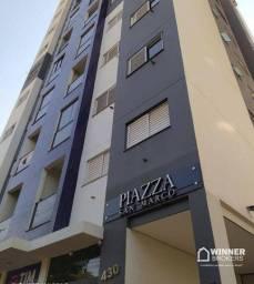 Apartamento com 3 dormitórios à venda, 64 m² por R$ 245.000,00 - Zona de Armazém - Cianort