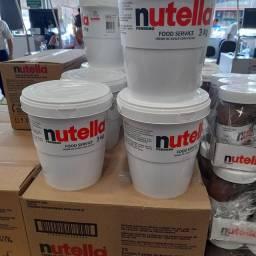 Nutella Gigante Atacado 3KG