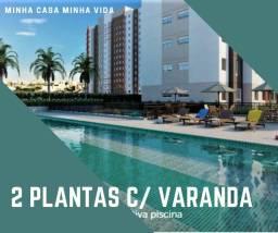 Título do anúncio: Apartamento Cury Canindé com varanda