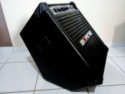 Amplificador Cubo Borne Impact Bass Cb200 Profissional 200w