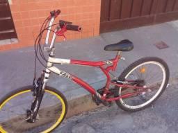 VENDO Minha Bicicleta Da Aro 26 Marca Caloi