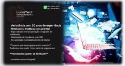 Título do anúncio: Notebook - LunaTech Computadores