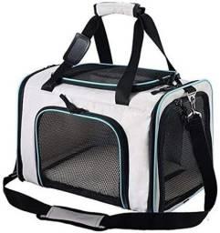 Título do anúncio: Bolsa Mochila Luxo 2 em 1 para Transporte de Pets<br><br>