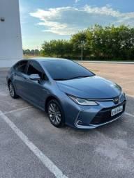 Título do anúncio: Toyota Corolla Altis Hybrid 19/20