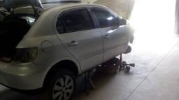 Peças VW Gol G5 1.6 Power 2012 - Peças para Reposição