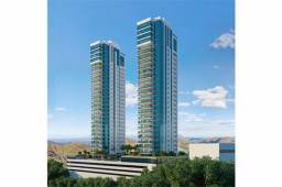 Apartamento à venda com 4 dormitórios em Vila da serra, Nova lima cod:277977