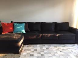 Vendo lindo sofá preto