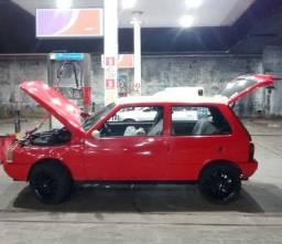 Fiat Uno 1.5 com GNV
