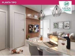 VIVER VEREDAS (JMR) Ape com 2 dormitorios,próximo do Aéreo Porto de MANAUS