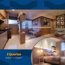 Título do anúncio: Apartamento 2 quartos em Candeias